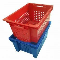 Vegetables Plastic Crates