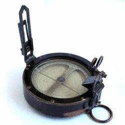 Aluminium Survey Compass, Size/Diameter: 2.5 Inch Approx
