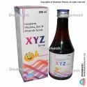 Lycopene, Vitamins, Zinc Syrup