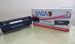 12A Compatible Laser Printer Toner Cartridges Saga1
