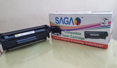 12A Compatible Laser Printer Toner Cartridges Saga1