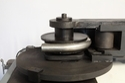 1 Inch Gear Motor Base Pipe Bending Machine