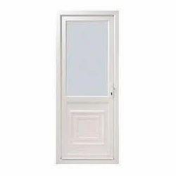 Door Plain Glass