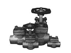 KSB Forge Steel Valve