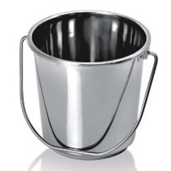 Steel Bucket Without Joint