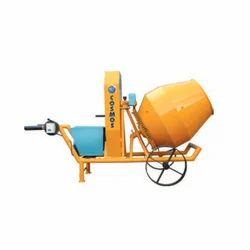 Cosmos 1/2 Bag Portable Concrete Mixers, Drum Speed: 18 - 20 RPM