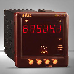 EM 306A Selec Digital Electric Meter