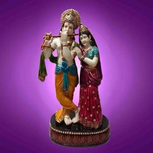 Fibre Radha Krishna Statues Fibre Radha Krishna Statue