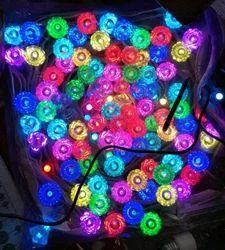 Khadiza Multicolor Decorative Pixel LED Patta Belt Light