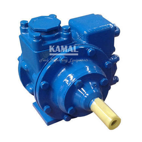 Automatic 2 Rotary Vane Pump, Voltage: 220 V
