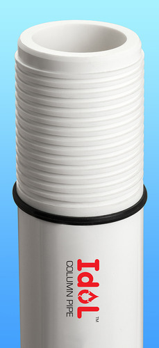 Riser or Drop Pipes - UPVC Submersible Riser Pipe Manufacturer from