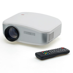 Lumens LCD Projector Speed C6 1200