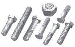 Hot Dip Galvanized Fasteners for Solar Power Plants