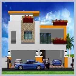 Individual House & Residential Construction Work