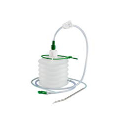 White Romo Vac Set, for Hospital, Packaging Type: Box