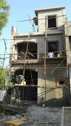 25 Concrete Frame Structures Villa Construction Services, Chennai