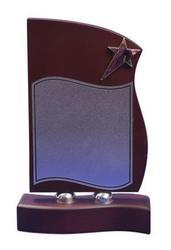 Wooden Star Trophies
