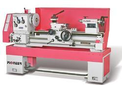 Pioneer Semi-Automatic Medium Duty Geared Lathe Machine