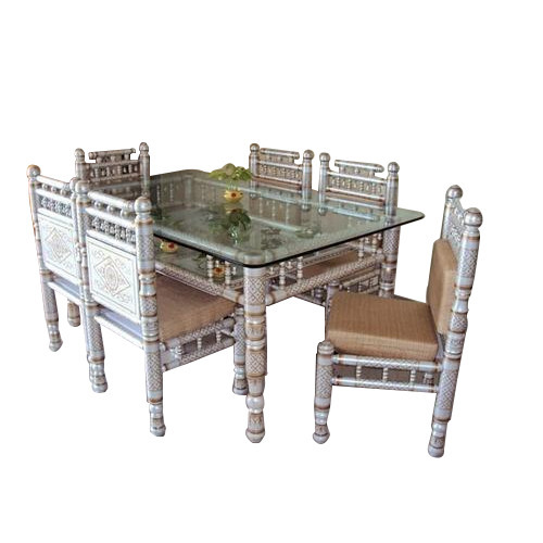 Wooden Dining Table Sankheda Wooden Dining Table