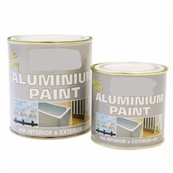 Aluminium Paints Aluminium Metallic Paint Latest Price