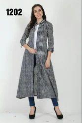 Ladies Long Shirt