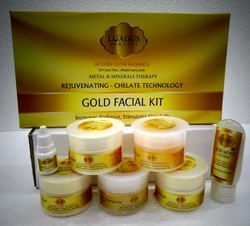 Loagus Armanee Minerals Gold Facial Kit, Packaging Size: 350, for Parlour
