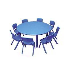 Round Shape Table