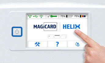 Magicard Helix Retransfer Card Printer