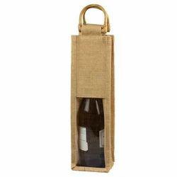 Customized Wine Bottle Bag