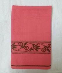 Assorted Cotton Honeycomb Towel, Size: 75 * 150 cm