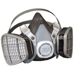 3m Double Cartridge Reusable Respirator