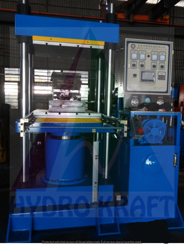 Vee Kraft Brand Hydraulic Compression Moulding Press