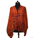 Modal Merino Super Wool Printed Scarves