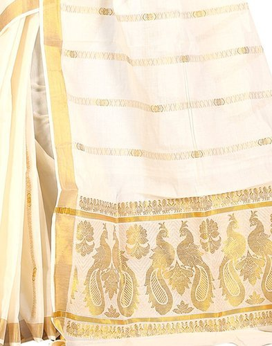 You have kerala traditional saree remarkable, and