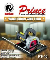 Wood Cutter With Thall PT-40