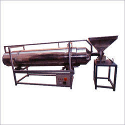 Grains Roasting Machine, Capacity: 200 Kgs, 14 Kw Total Load