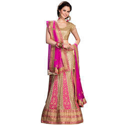 party wear ghagra choli