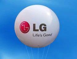 Balloon Advertisement Service