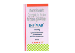 Infimab Infliximab 100 Mg Injection