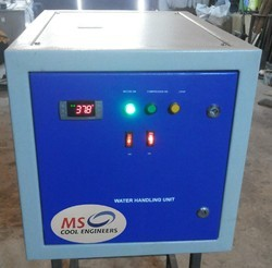 1 Tr Air Cooled Chillers Mini Size Chiller 450x450x600 Mm, Recip