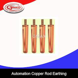 Automation Copper Rod Earthing