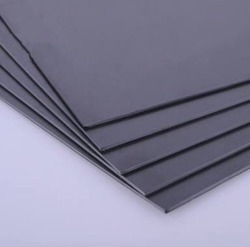 Rigid Grey PVC Sheet