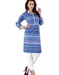 Designer Ladies Cotton Kurti