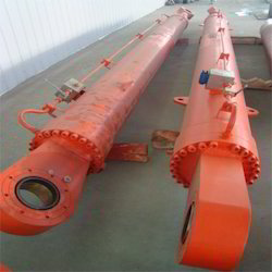 Om Shakthi Hydraulic Cylinders For Cranes, Capacity: 1000 Ton
