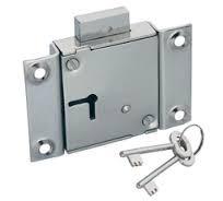 Steel Cupboard Lock