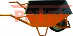 Patel Tipping Wheelbarrow, Capacity: 0.1 cum