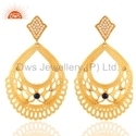 Designer Gold Plated Fashion Earring Jewelry