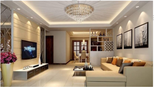 Residential Interior Design Services - Home Ceiling Design