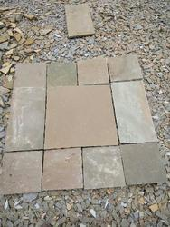 Rough Stone Handcutting For Use Floor