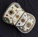 Handmade Antique Metal Bag